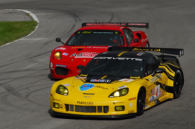 ALMS at Mosport, August 2009