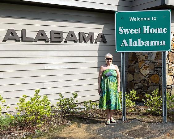 June 11 Mississippi Alabama