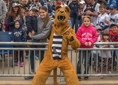 Penn State Blue and White Game 2017
