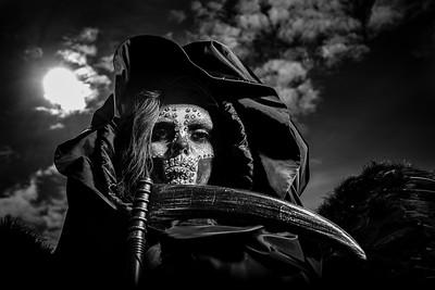 Ian Trayner Azrael Bringer of death