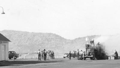 Historic Border Station Pics