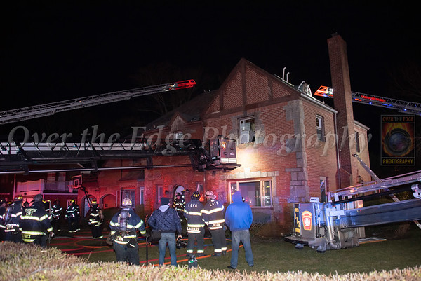 Lawrence-Cedarhurst House Fire 01/16/2021