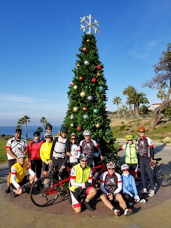 2018 BSC New Years Day Coast ride