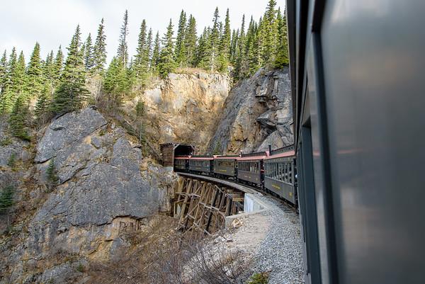 White Pass and Yukon Route - Skagway Alaska