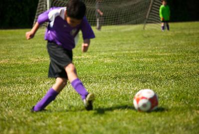 U10 Soccer, April 28, 2012