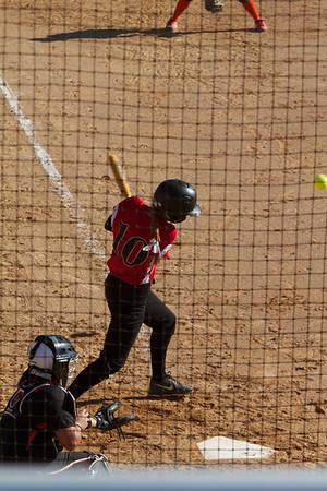 Mt Hood vs OSU Softball