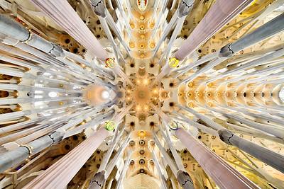 Barcelona, Spain Churches