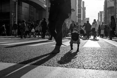 Photowalk - Ginza 2013