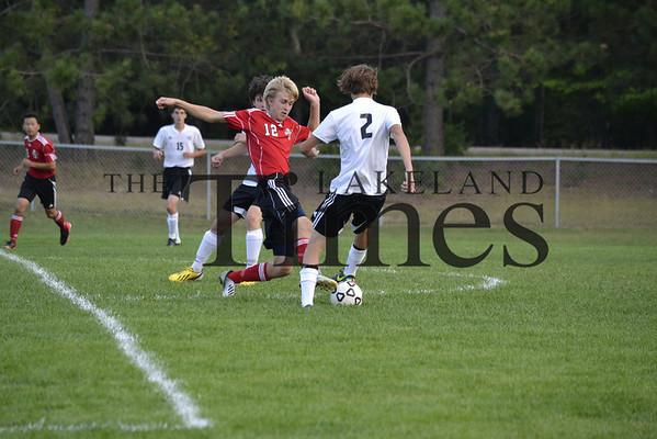 Lakeland Soccer vs. Wausau East