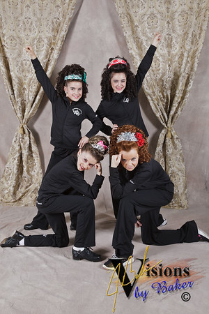 2012 McInerney Class Feis