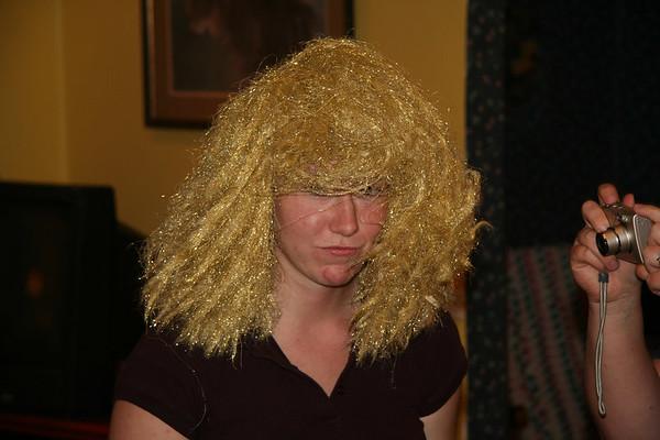 Bobbi's Retirement Party - Dancing - August 2006