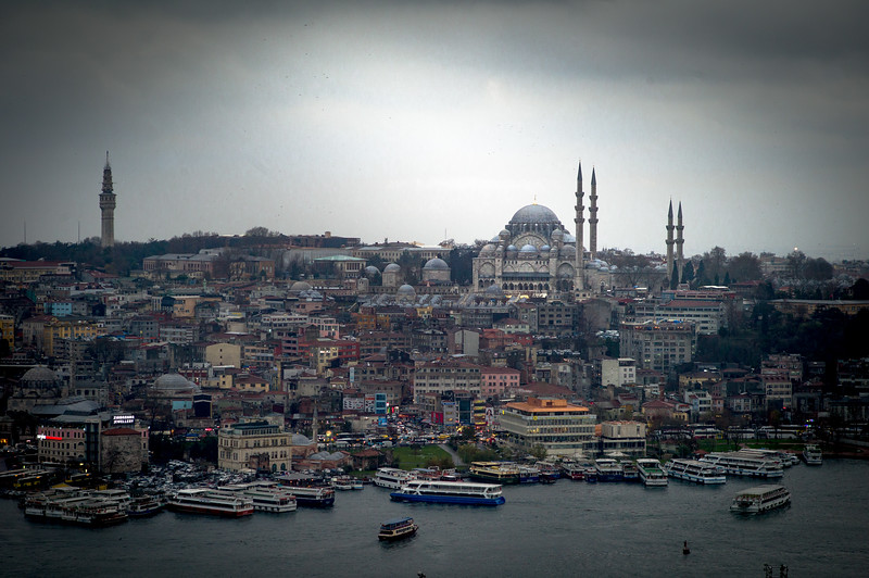 Istanbul Waterfront - new Mosque 2