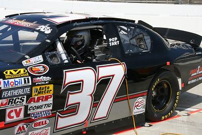 NASCAR K&N Pro series @ Martinsville Va. 6-6-2010