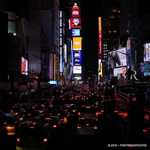 Manhattan (NYC) ~ 2016