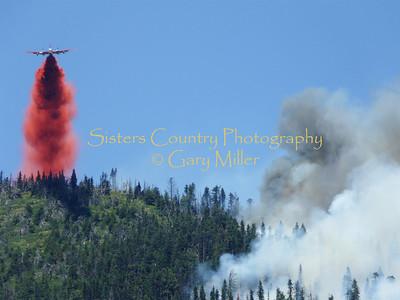 Black Butte II Fire