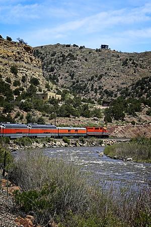 CO-Cañon City-Royal Gorge Area