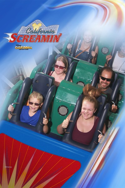 Disneyland - Summer 2017