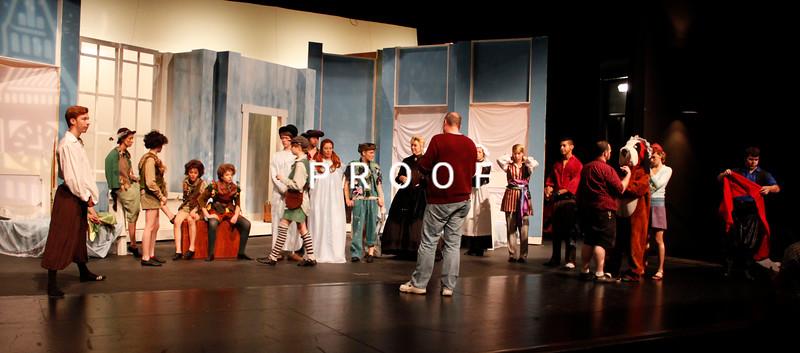 CRT Peter Pan Final Dress Rehearsal