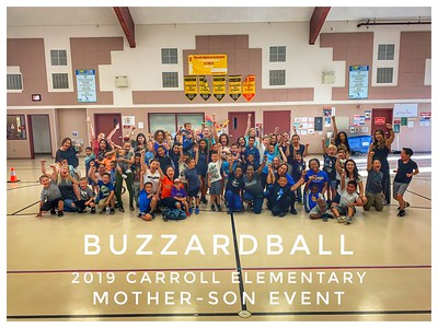 APRIL 26TH, 2019 | Carroll Elementary Mother-Son Event