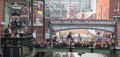 People and the Brindleyplace