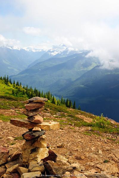 2011 Elk Mountain Hike