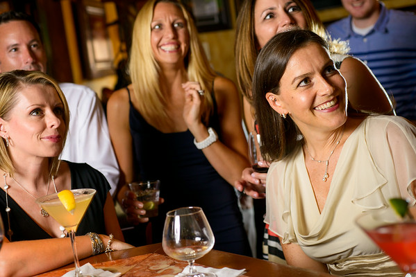 Sundance the Steakhouse –Customers at the Bar