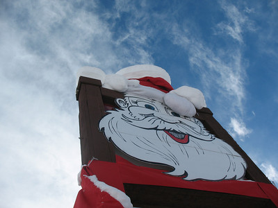 Vail Christmas 2008