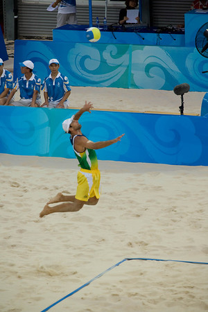 2008 Olympic Beach Volleyball