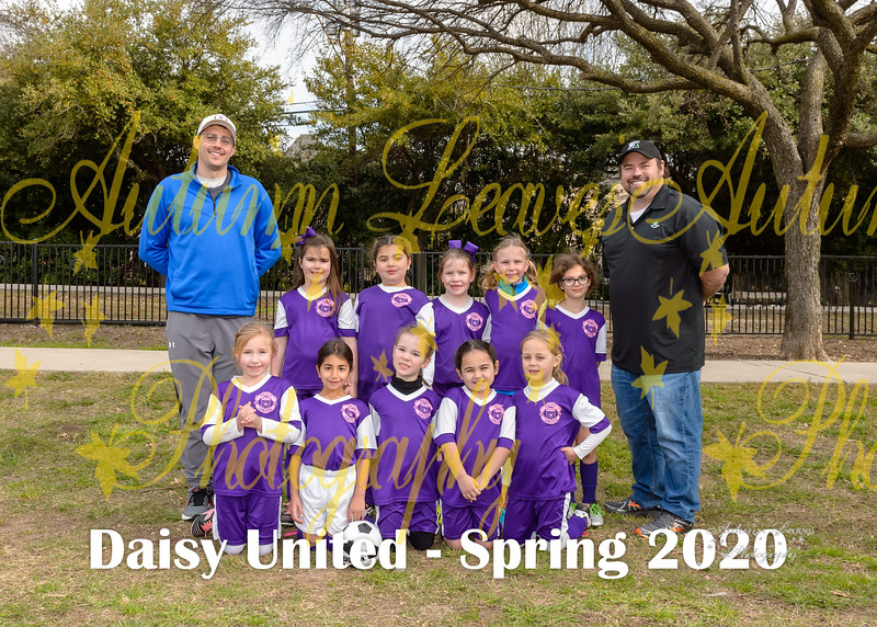 20200307 -#S4 1G Daisy United