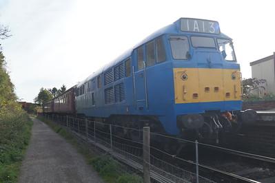 Northampton Railways 13th October 2018