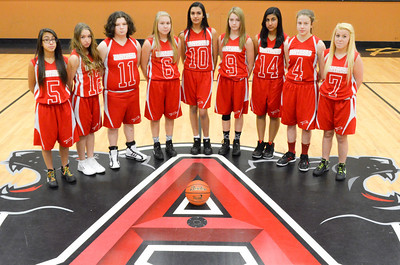2013 Jr Girls Basketball