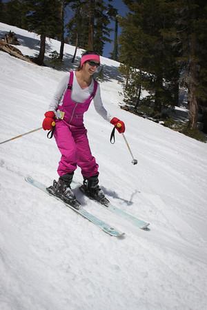 April Ski Trip to Kirkwood