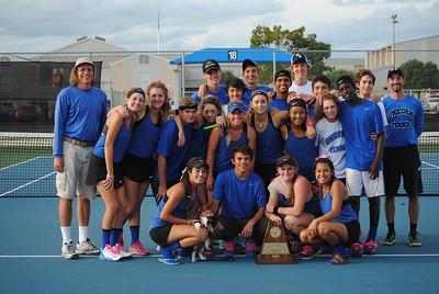 2015 Team Tennis Regional Champs