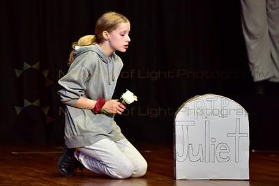 Wellington Girls' College: Romeo and Juliet - Act V, sc iii
