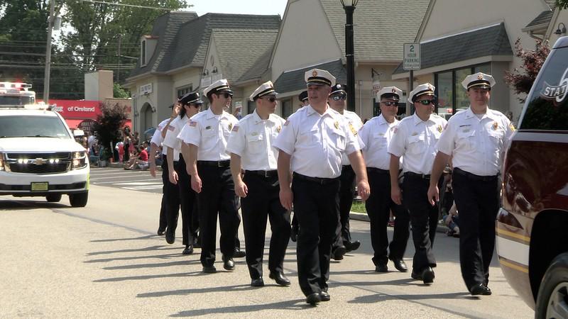 Oreland Parade 7-5-21