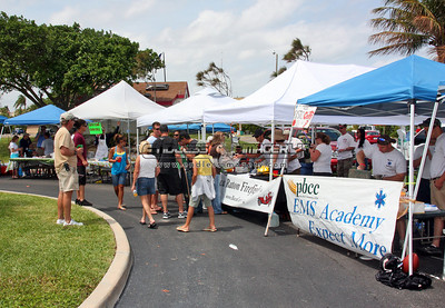 2009 Boynton Beach Firefighters Fishin' & Chili Afternoon Weigh-In & Dock Party