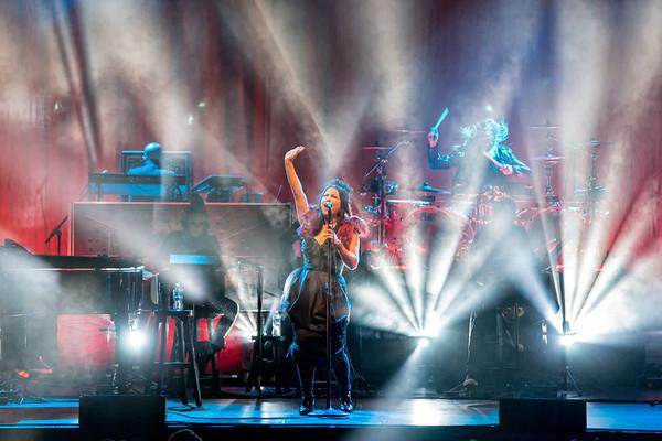 Evanescence December 2, 2017