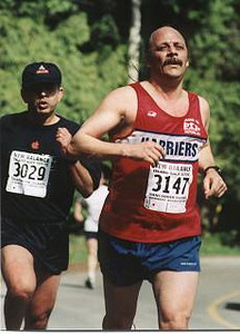 2002 Sooke River 10K - Philip Tarrant