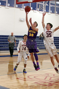 2016 December 2 Bayfield High School Boys Varsity vs Kent Denver