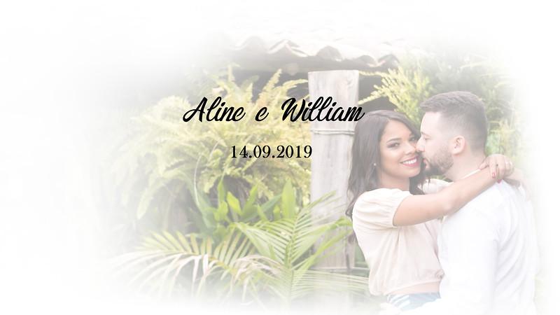 Aline & William 14.09.2019