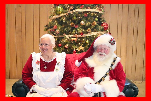 12.11.2016 Breakfast with Santa @ Raccoon Creek