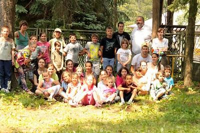 2013 - Kicsik nyári tábora