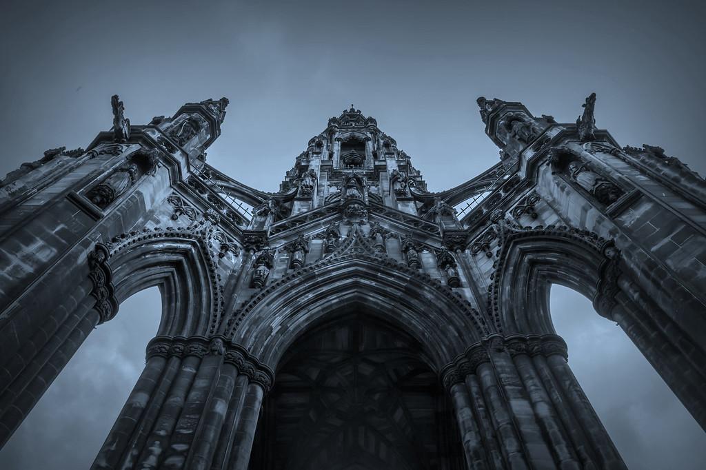 苏格兰爱丁堡,很有格调