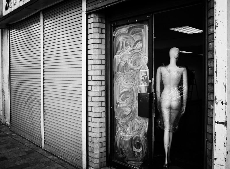 Nudist Clothes Shop