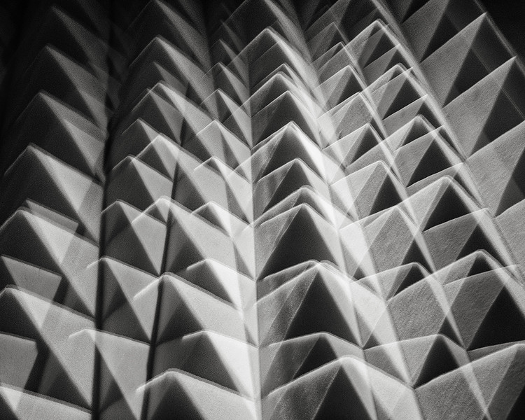acoustic panels, Rubin Museum NYC