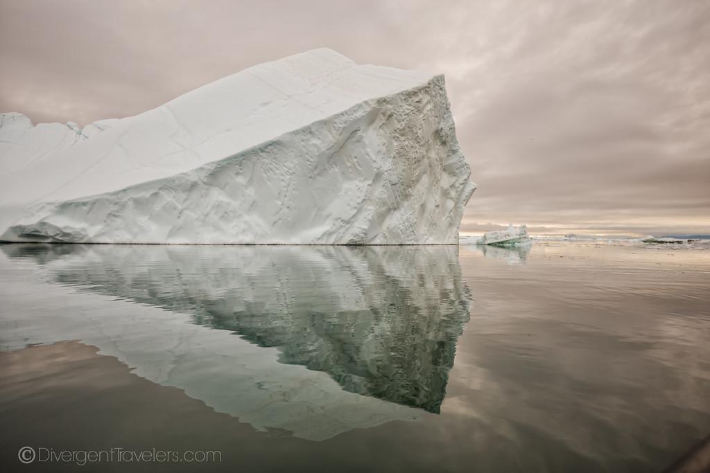Ilulissat Ice Fjord - Greenland - Lina Stock