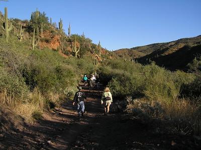Cave Creek Wilderness - Nov 2005