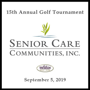 Senior Care Communities 15th Annual Golf Event