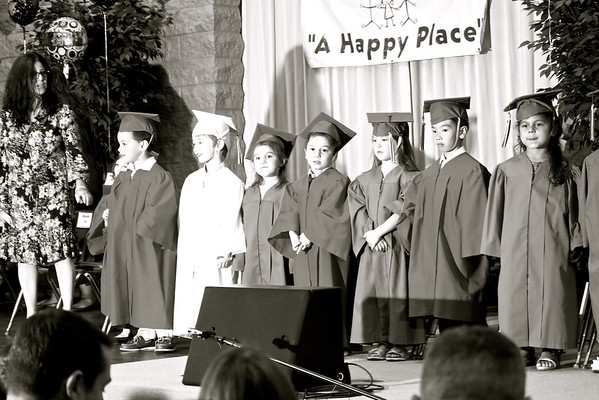 Nathan Graduates