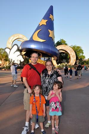 2011-04-16 to 2011-04-23 - Disney Photopass Photos